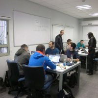 Startups working at the HAC